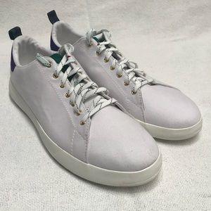 Cole Haan GrandPro Tennis Lux Wimbledon Shoes